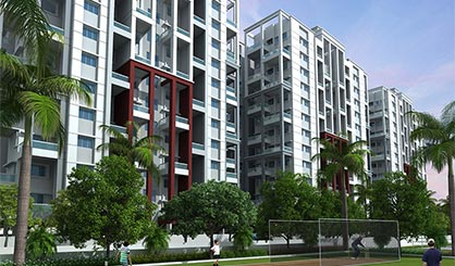 Crystal Towers Baner, Pune