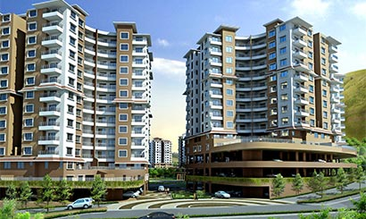 Highlands Apartments at Forest Trails Township, Bhugaon, Pune
