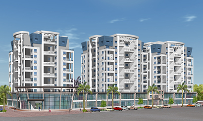 Westend Riverview Aundh, Pune