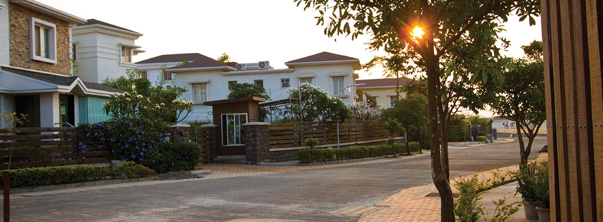 Forest Trails Township at Bhugaon, Pune